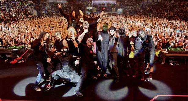 Slipknot/Facebook