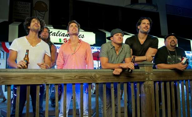 Magic Mike XXL/Facebook